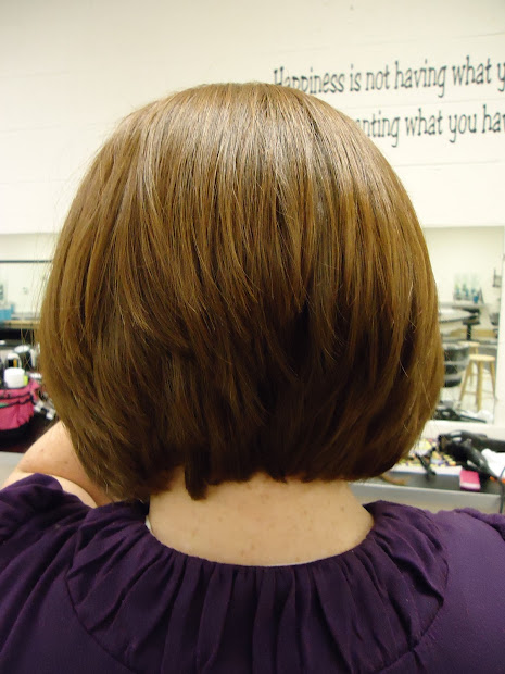 layered bob hairstyles fade