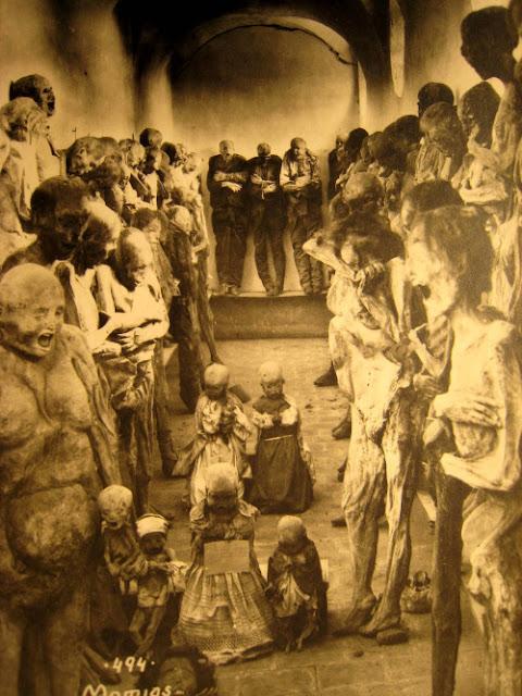 mumi guanajuato tempat museum mumi dikumpulkan