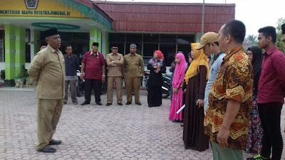 Kemenag Tanjungbalai Kirim 11 Siswa Terbaik Madrasah di Ajang KSM