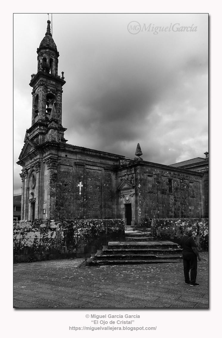Iglesia de Santa Comba, Carnota (A Coruña)