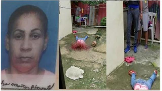 """Joven que mató   a su madre de un machetazo en la cabeza vociferaba a todo pulmón  """"Viva el Diablo, viva el Diablo"""". Ver Video"""