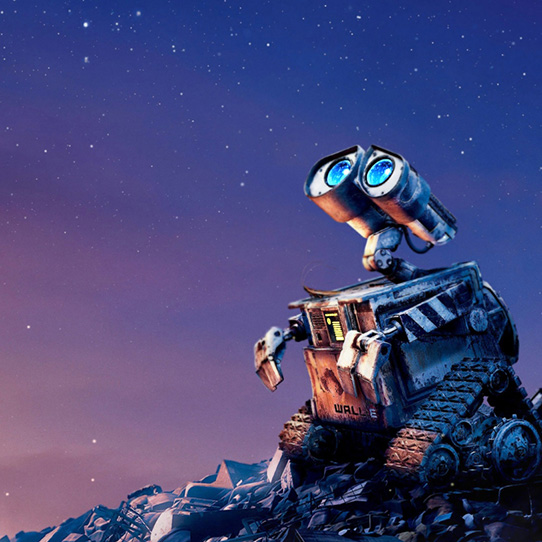Wall-E Wallpaper Engine