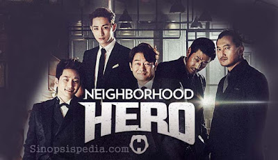 Neighborhood Hero wallpaper
