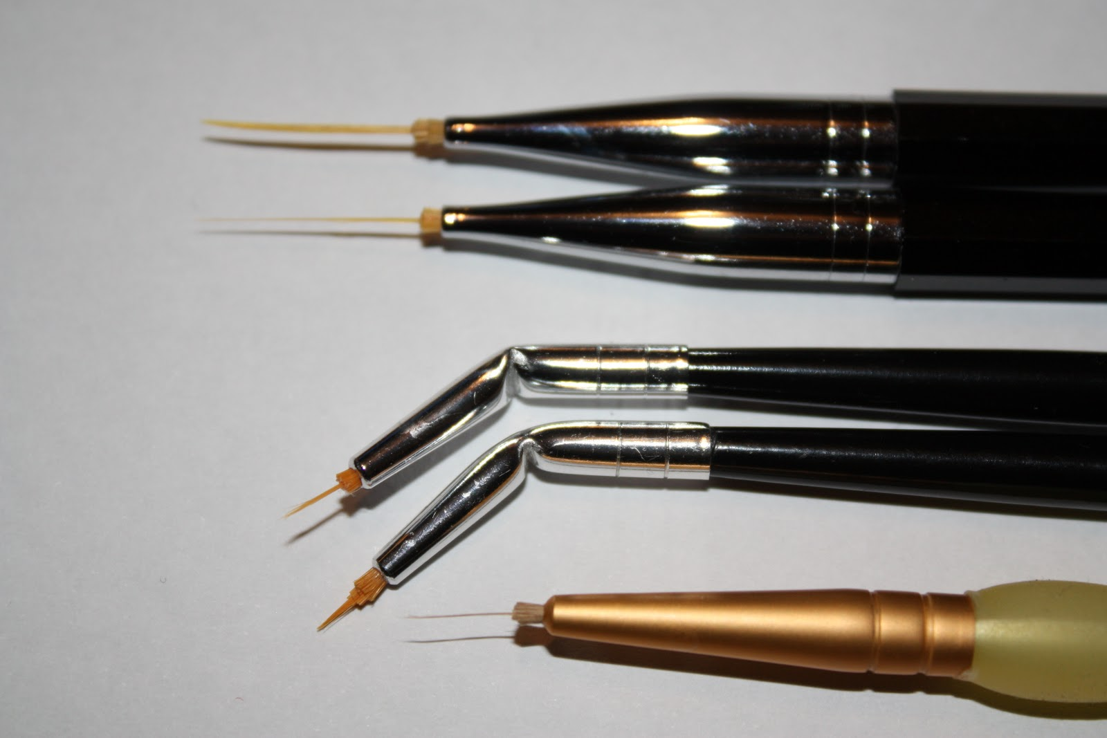 Nails In Nippon: Making Your Own Nail Art Brushes