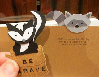 10 Foxy Friends + Fox Builder Punch Project Ideas #stampinup