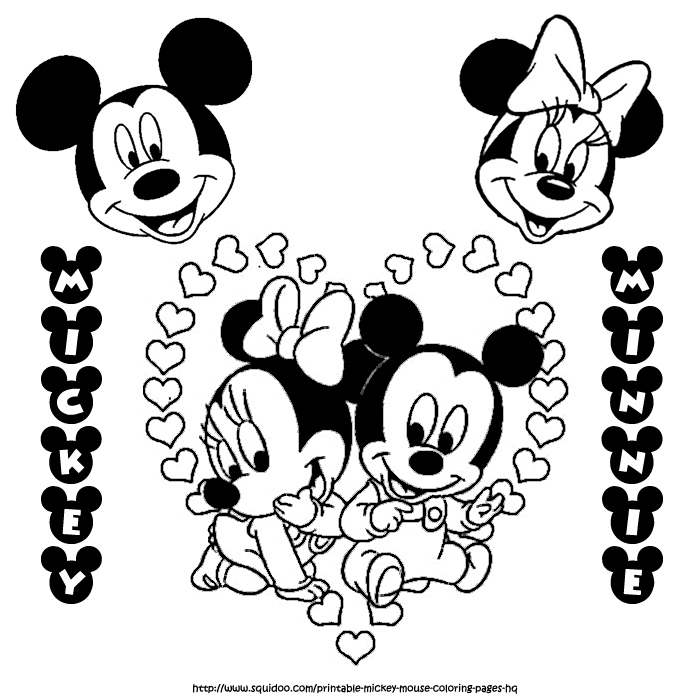 Minnie Mouse Coloring Pages To Print For Free Covid Outbreak