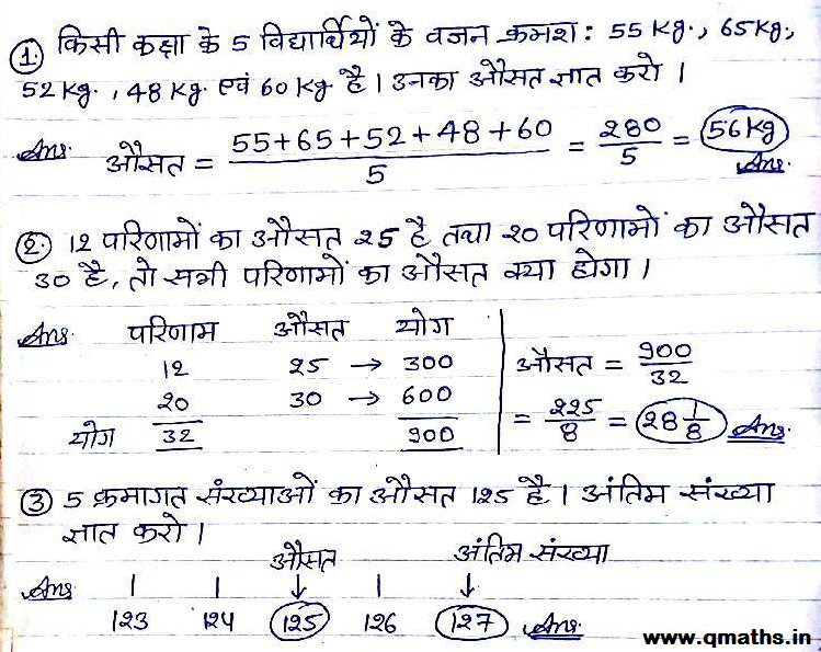 160 Average Solved Questions In Hindi Download PDF