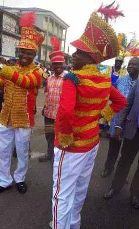 governor amaechi costume