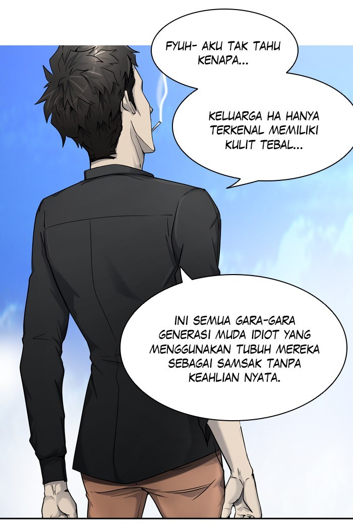 Webtoon Tower Of God Bahasa Indonesia Chapter 409