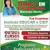 Os 20 primeiros que fizeram a matrícula no curso Técnico em Enfermagem em Itapiúna ganharão um Jaleco
