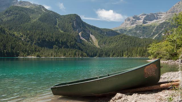 Viaje 15 días Italia Lago di Tovel