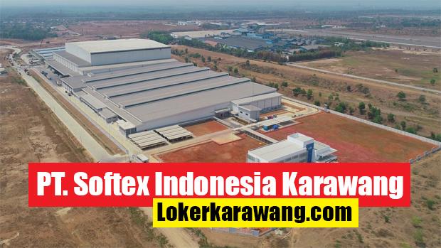 PT. Softex Indonesia Karawang