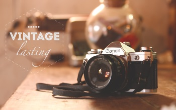 Wallpaper: Canon AE1