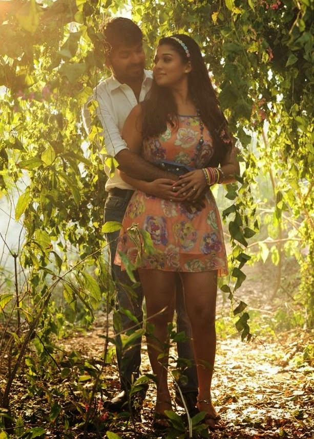 Nayanthara Hot Thigh Pics In Raja Rani Movie Hot Stills ...