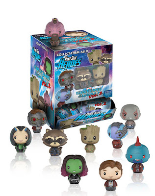 Guardians of the Galaxy Vol 2 Pint Size Heroes Blind Bag Series by Funko x Marvel