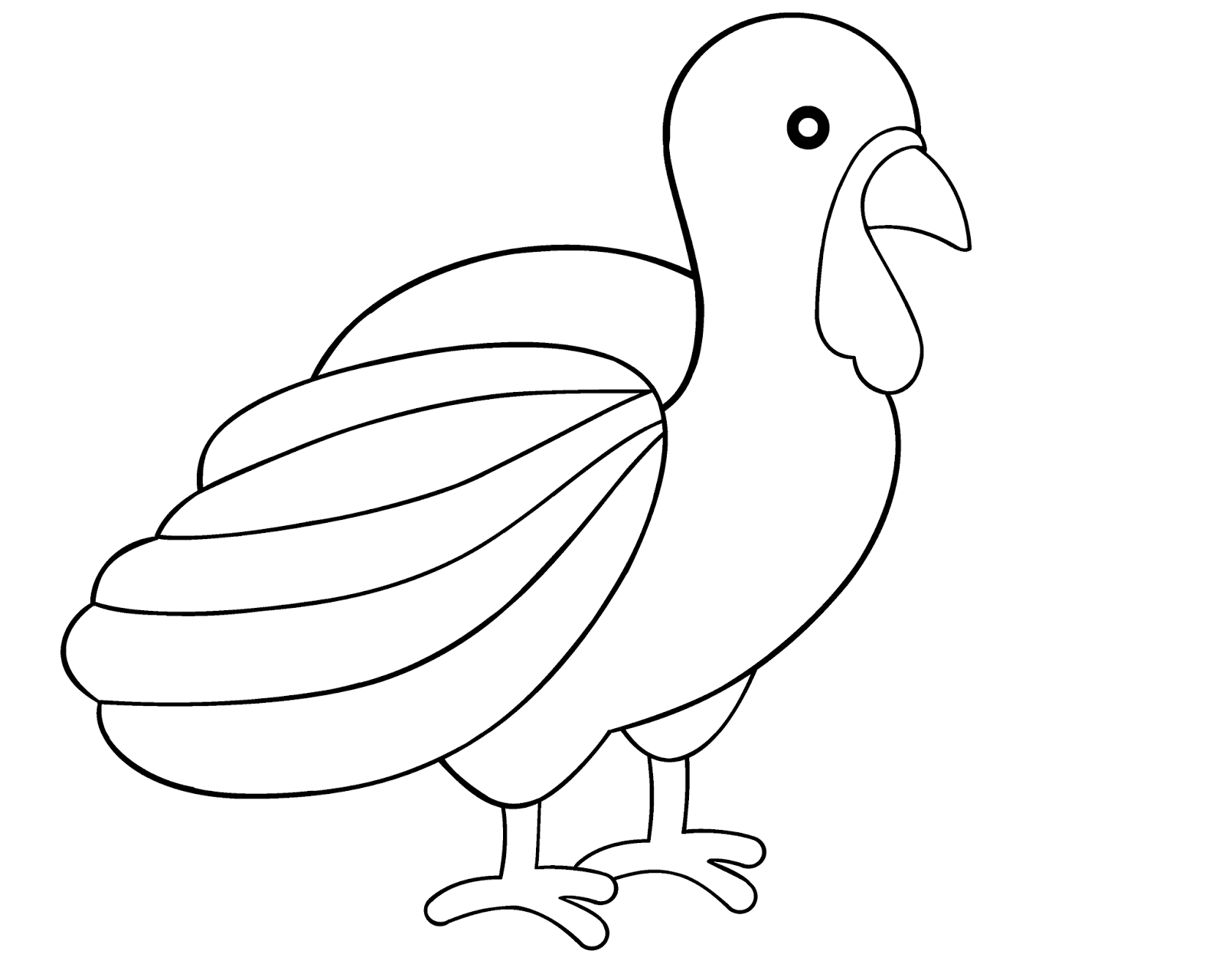 Lesson Plans Of An Ocd Primary Chorister Thanksgiving Turkey