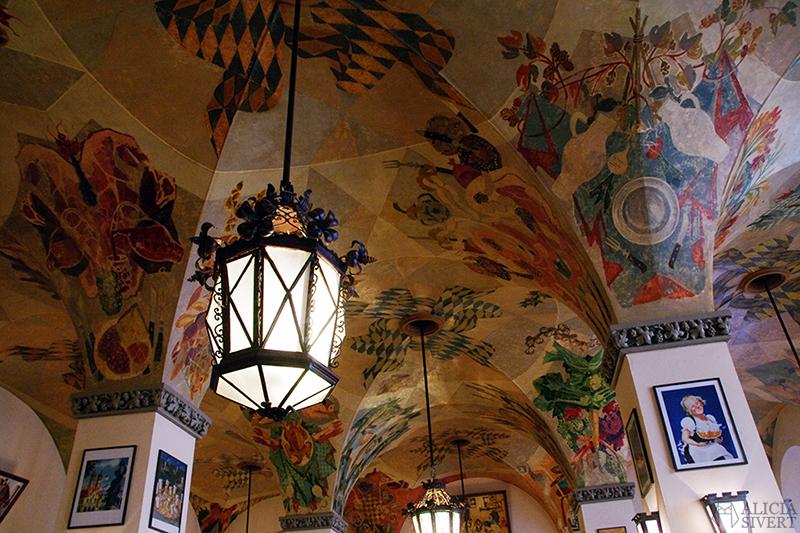 resa till tyskland semester bilsemester münchen munchen hofbräuhaus