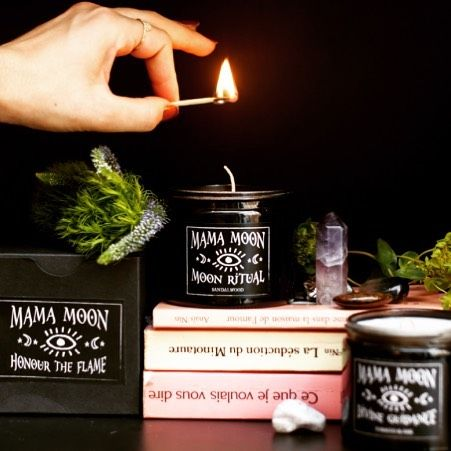 5 minutes with.... Semra From Mama Moon Candles