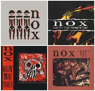 Nox - Killin' Drive Power