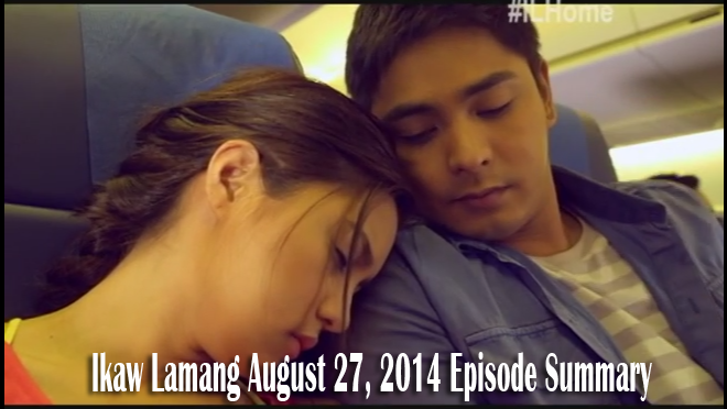 Teleserye Ikaw Lamang August 27, 2014 Episode Summary: Hearts Grow Fonder