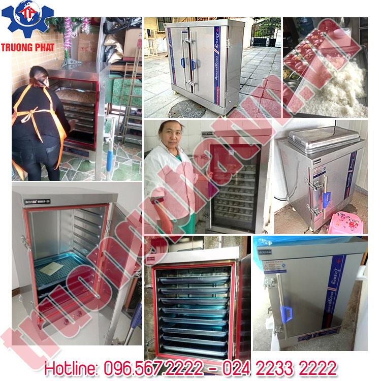 Mua tủ hấp bánh bao công nghiệp giá rẻ ở Hà Nội
