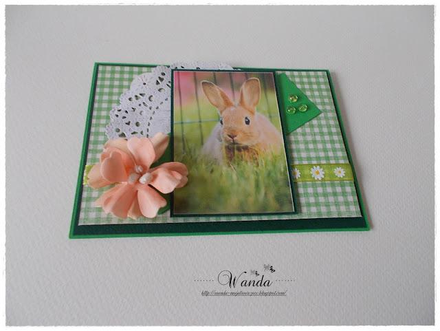 Wielkanocna zabawa karteczkowa nr 5