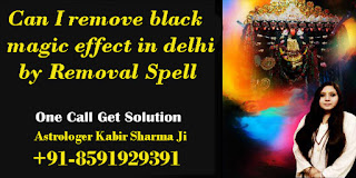 Can I remove black magic effect in delhi by Removal Spell