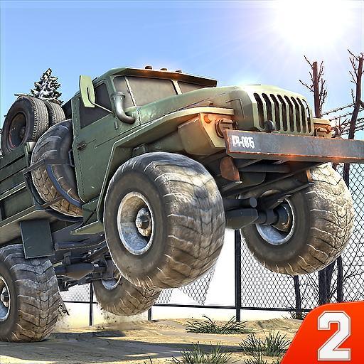 تحميل لعبه Truck Evolution Offroad 2 مهكره اخر اصدار