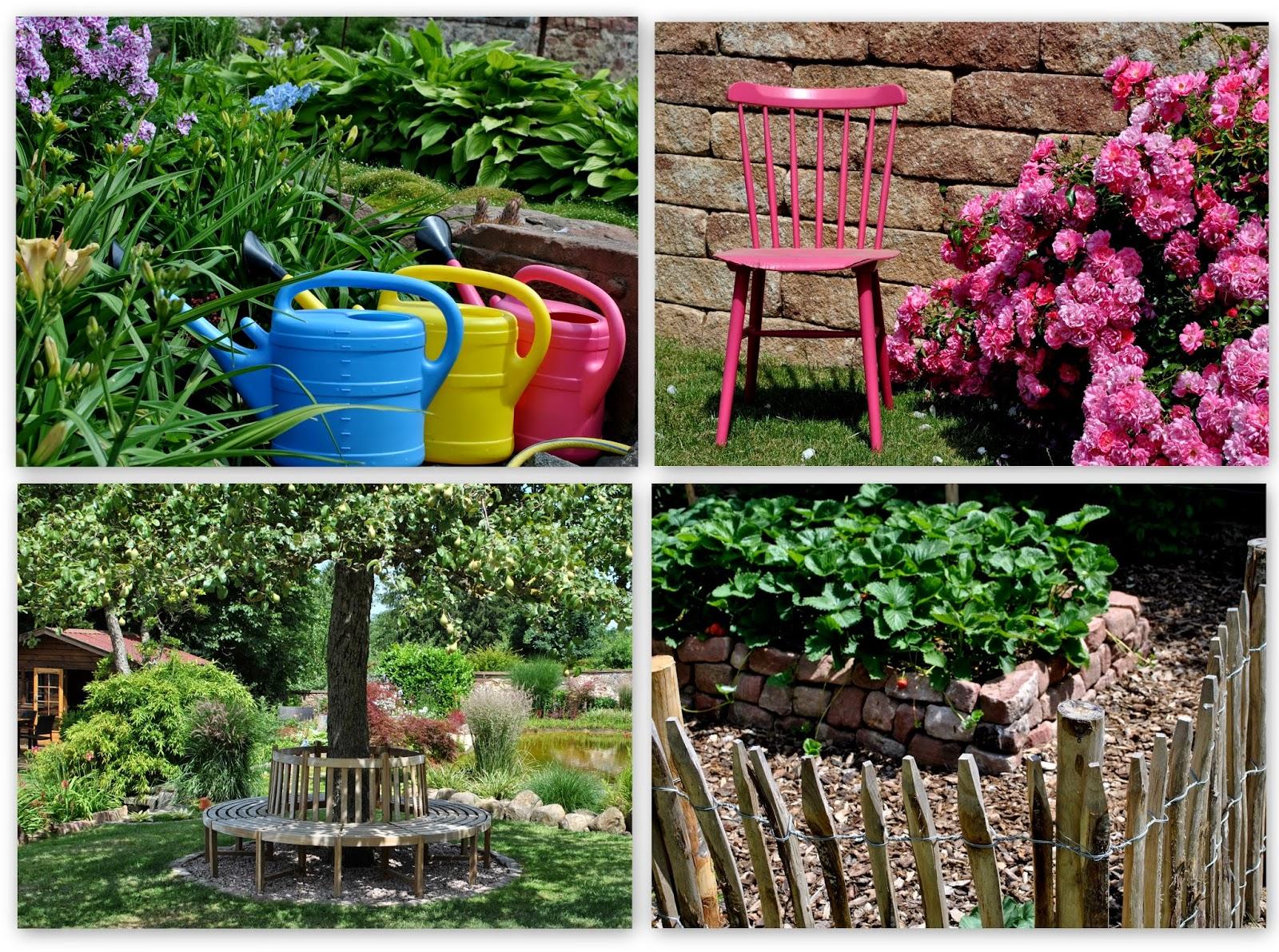 Offene Gärten IdeenGartendeko