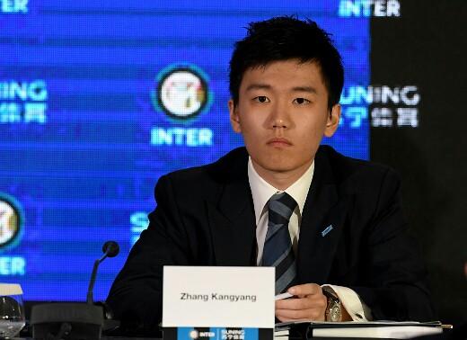STEVEN ZHANG - Consigliere d'amministrazione dell'Inter