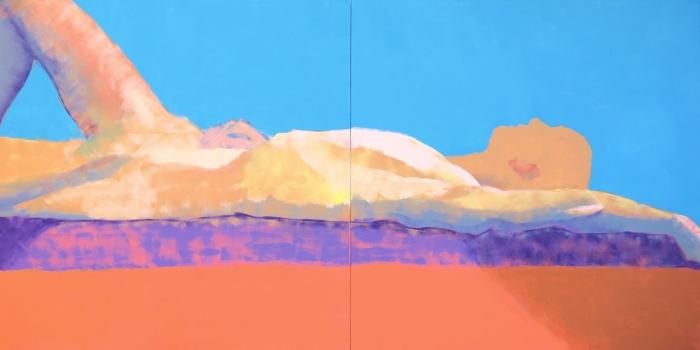 Цветовые блоки. Susie Mckay Krieser
