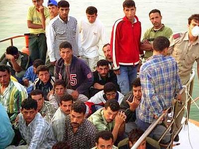 Lampedusa refugees #26