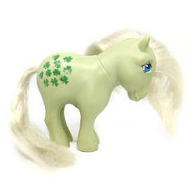 My Little Pony Minty Italy  Collector Ponies G1 Pony