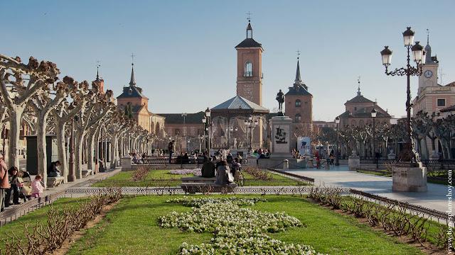 Alcalá de Henares turismo
