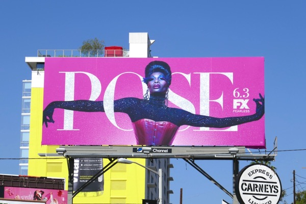 Pose series premiere billboard