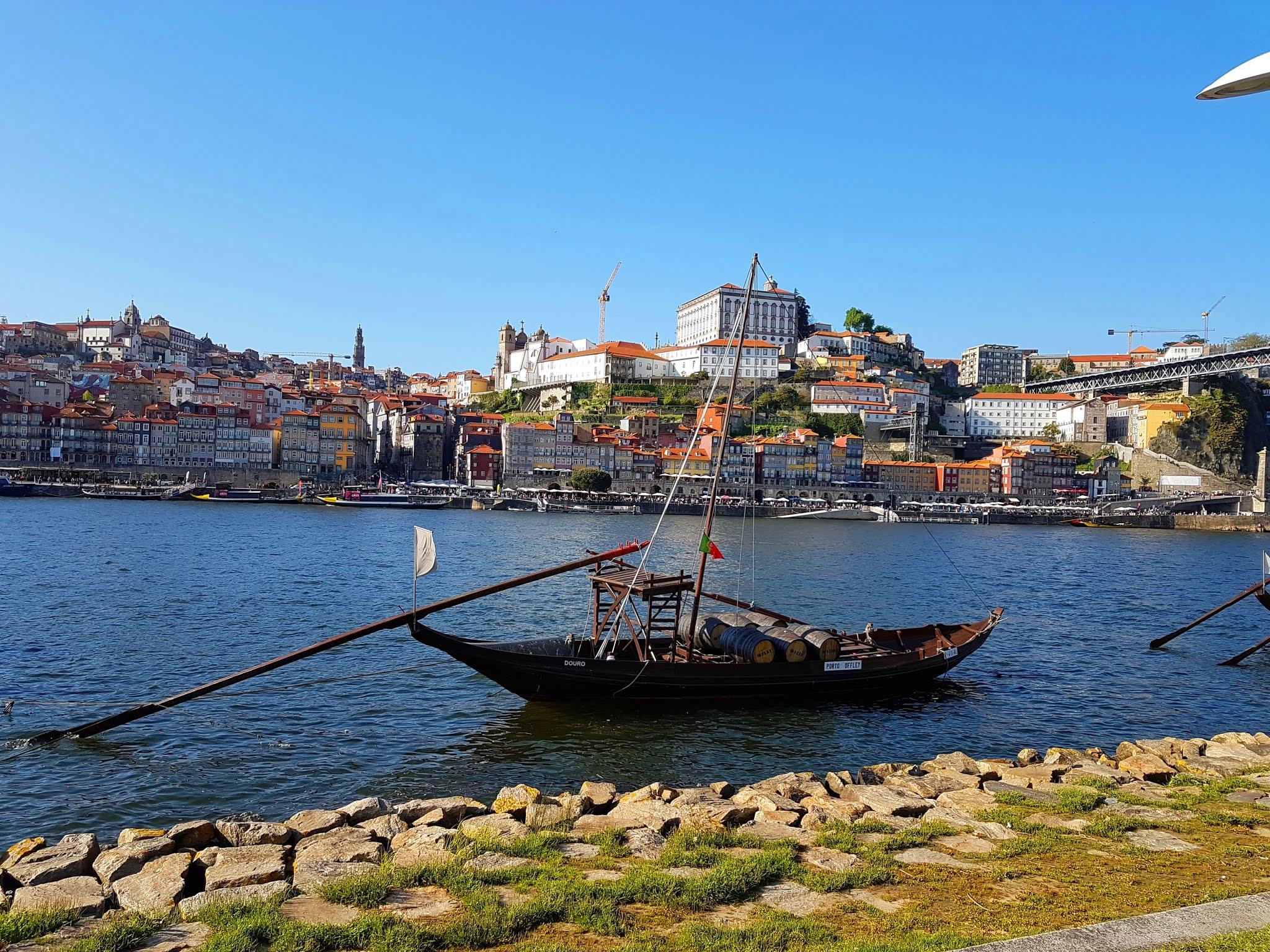 Hospedagem no Porto, Portugal