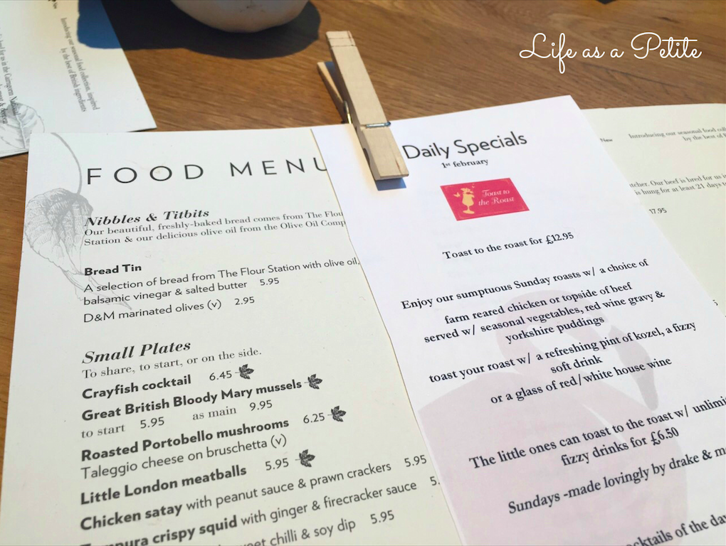 The Fable Bar - The Fable Bar Bar & Restaurant Review by Life as a Petite