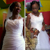 Photos: Meet Nigerian woman who is 60 years old and a first time bride
