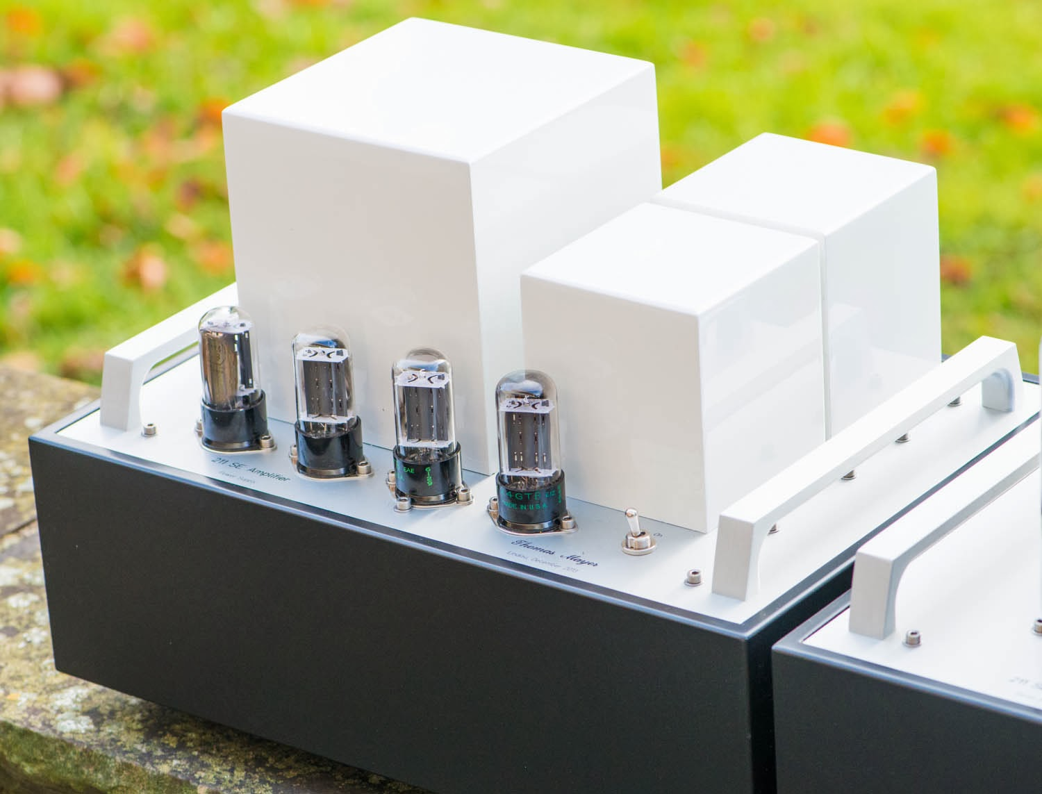 VinylSavor: Making of a 801A / 211 Amplifier, Part 4: Listening