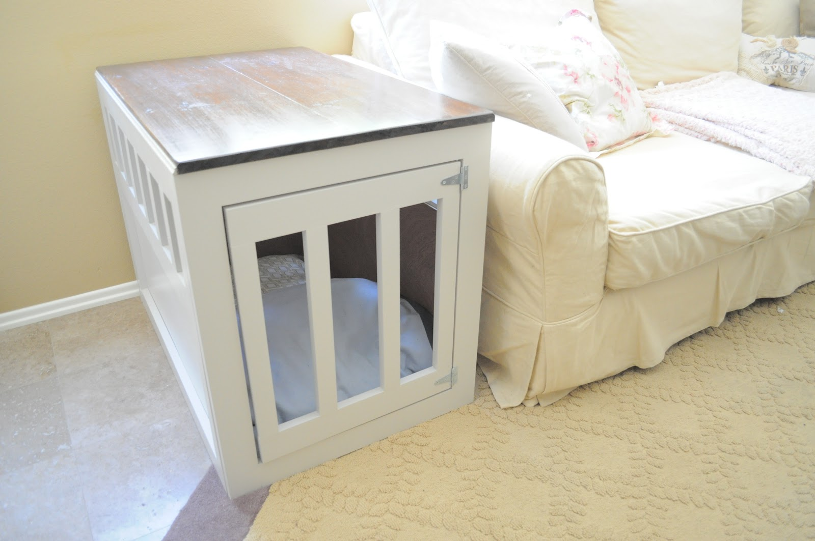 Diy Wooden Dog Crate Plans Pdf Woodworking