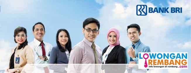 lowongan Bank BRI Rembang
