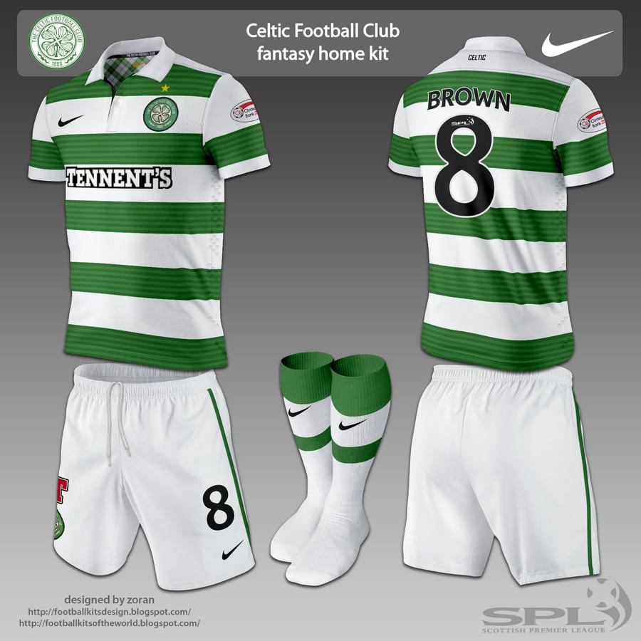 27ced47be61 City  Glasgow League  Scottish Premier League Stadium  Celtic Park Founded   1888. Shirt sponsor  TENNENT S Kit manufacturer  Nike