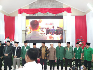Polda Jabar Anugrahi Ansor KBB Sebagai Organisasi Kepemudaan Terbaik