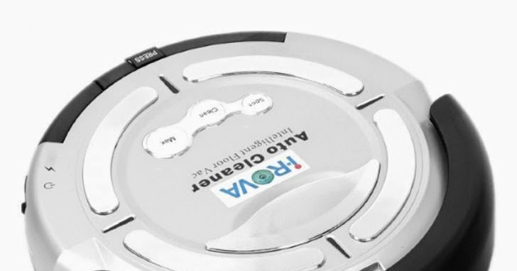 Best I Rova Robotic Vacuum Cleaner M H488 Silver Review