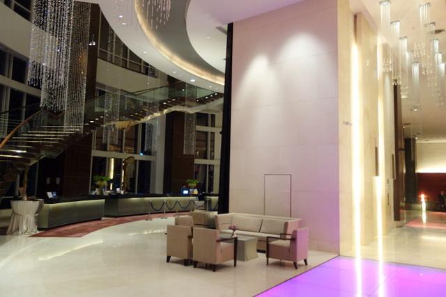 Centara Grand 23rd Floor Centara Grand Bangkok Rolling