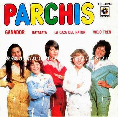 Cumpleanos Feliz Parchis Remix.Jose Armando The One And Only Parchis Remixes Rarezas
