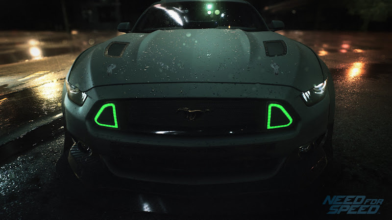 Ford Mustang in Need For Speed 2015 HD
