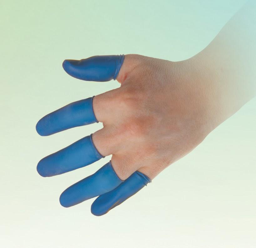 Blue Kitchen Band Aid