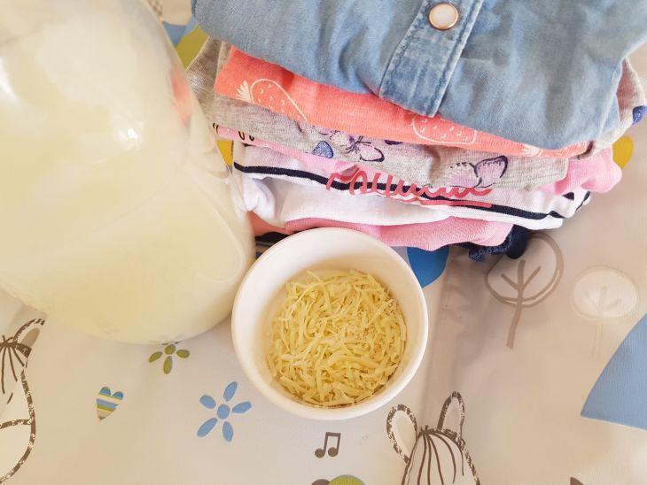 faire sa lessive pour les vêtements de bébé