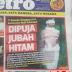 Upacara pemujaan untuk buru darah suci dilakukan di Rawang, Selangor